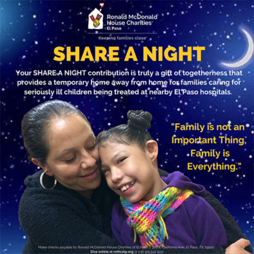 Share A Night Appeal